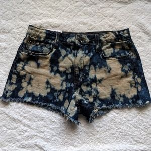 Joes Jeans The Charlie High-rise Shorts size 30